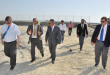 Ministry of Works inspected the progress of work on Zallaq Harbour