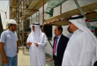 Labour Minister praises commitment to noon work ban while visiting construction sites