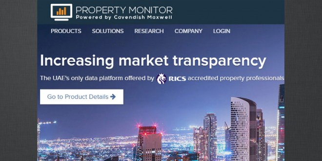 Property Monitor launches new website
