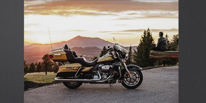 All-new Harley-Davidson offers more power