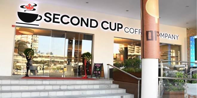 A Second Cup Coffee Company Grand Opening celebration is brewing in Bahrain