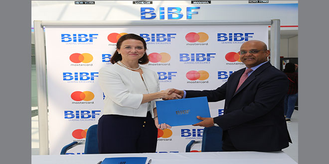 BIBF and Mastercard Collaborate for the First Time