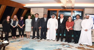 Bahrain Tourism and Exhibitions Authority Hosts Reception