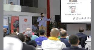Nine Up & Coming Bahraini Technology Startups Pitch to Investors on Demo Day