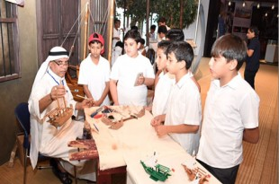 Students Visit Sea Festival