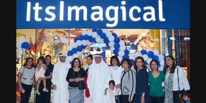 Official Opening of ItsImagical toy store in Bahrain